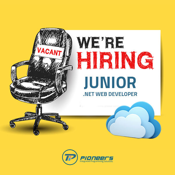Junior Dot Net Desktop Developer -الفرع(Cairo)