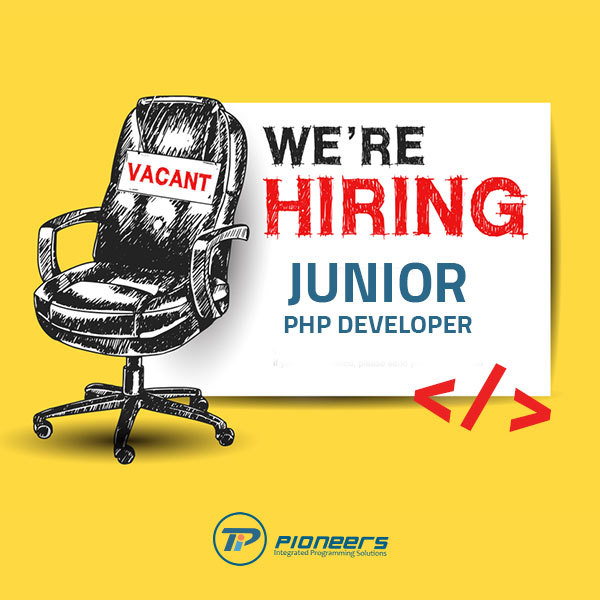 Junior PHP Developer