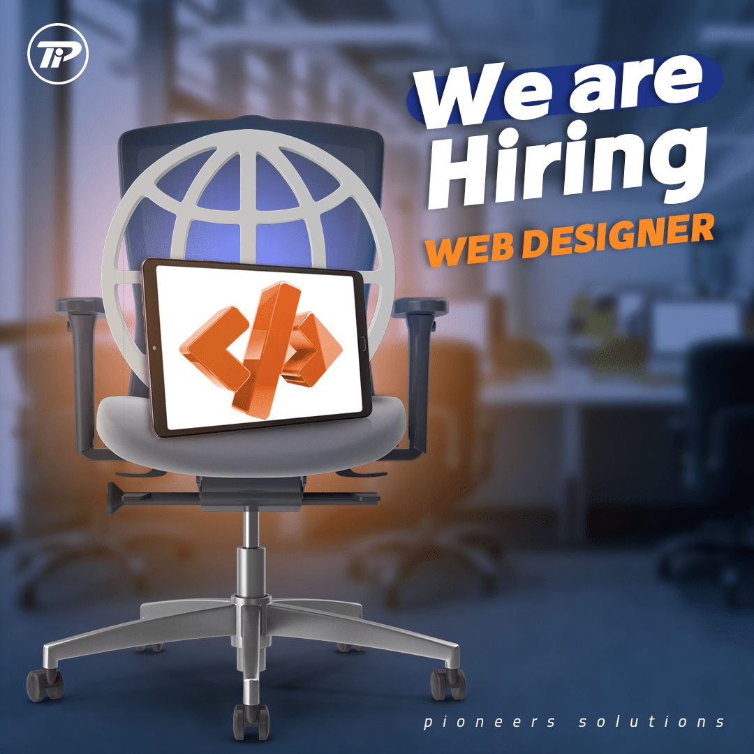 We are hiring UI/UX Web Designer